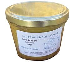 Foie gras en pot